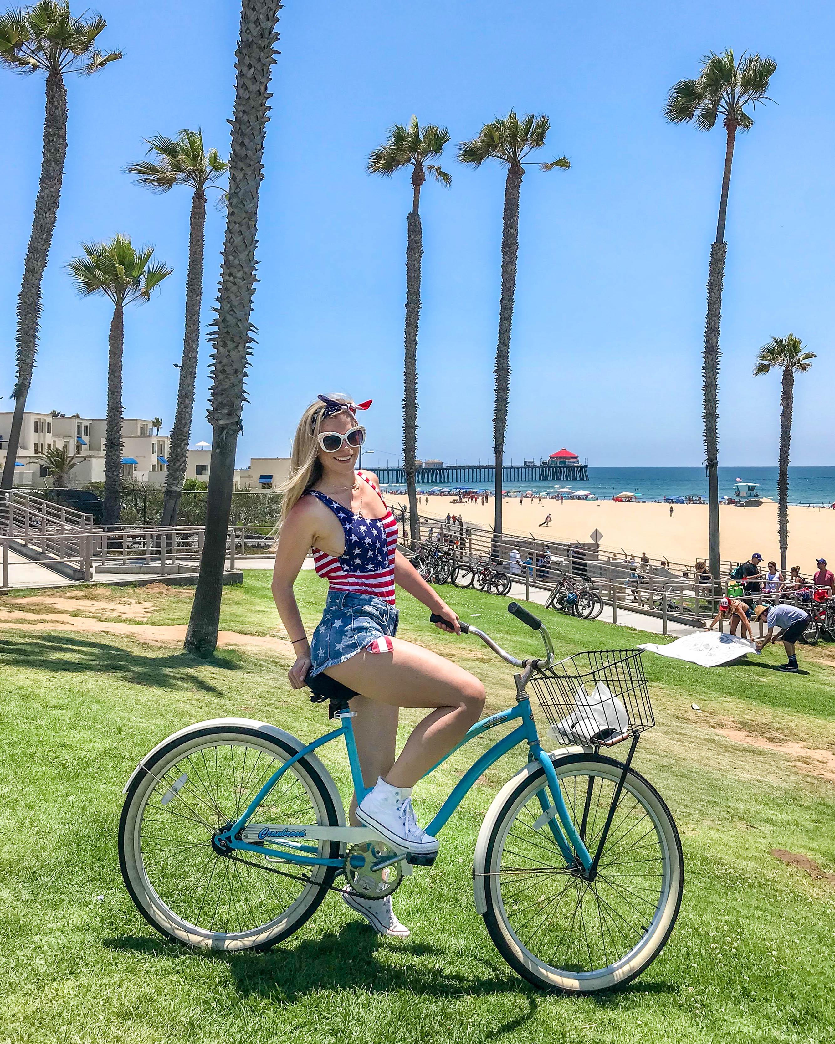 Huntington Beach Pier Surf City USA Travel Guide to Los Angeles California