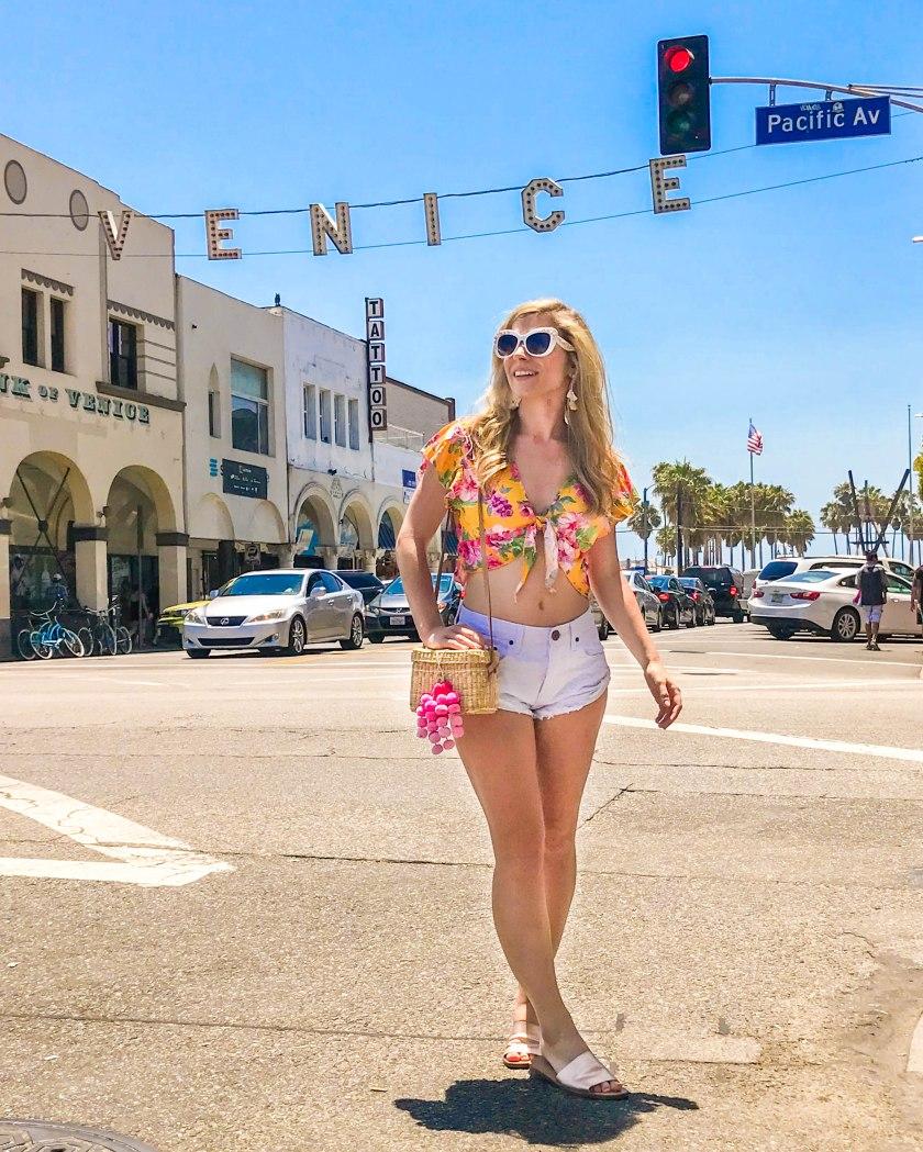Venice Beach Boardwalk Travel Guide to Los Angeles California