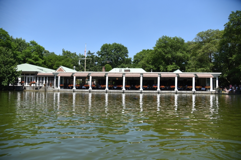 The Loeb Boathouse Central Park Top Activities in Central Park