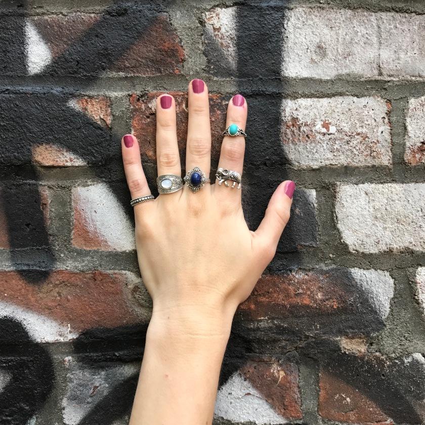 graffiti rings