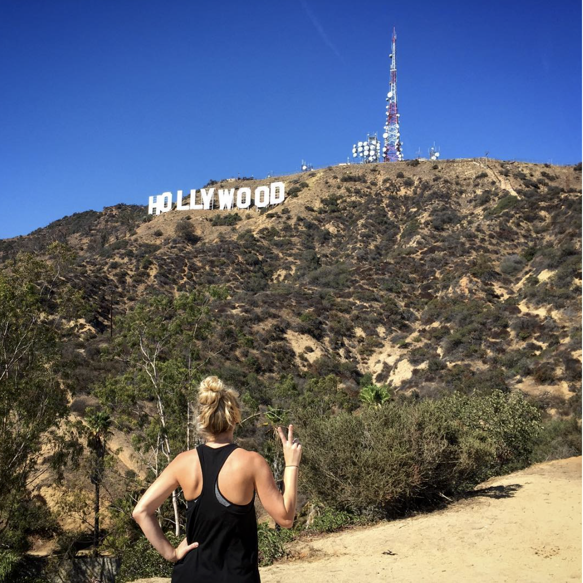 Hollywood Sign Hike Travel Guide Los Angeles California