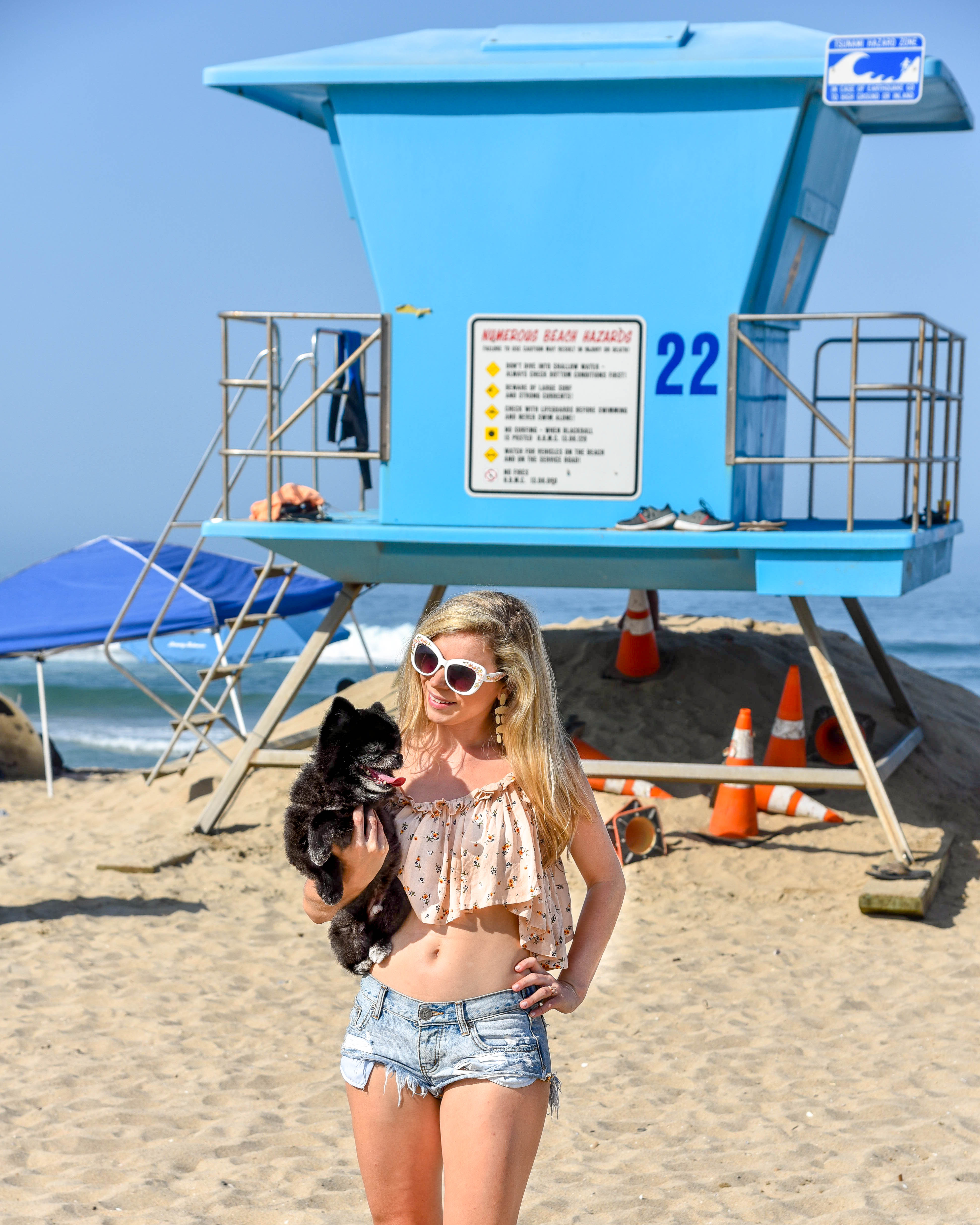 Huntington Beach Pier Surf City USA Dog Beach Travel Guide to Los Angeles California