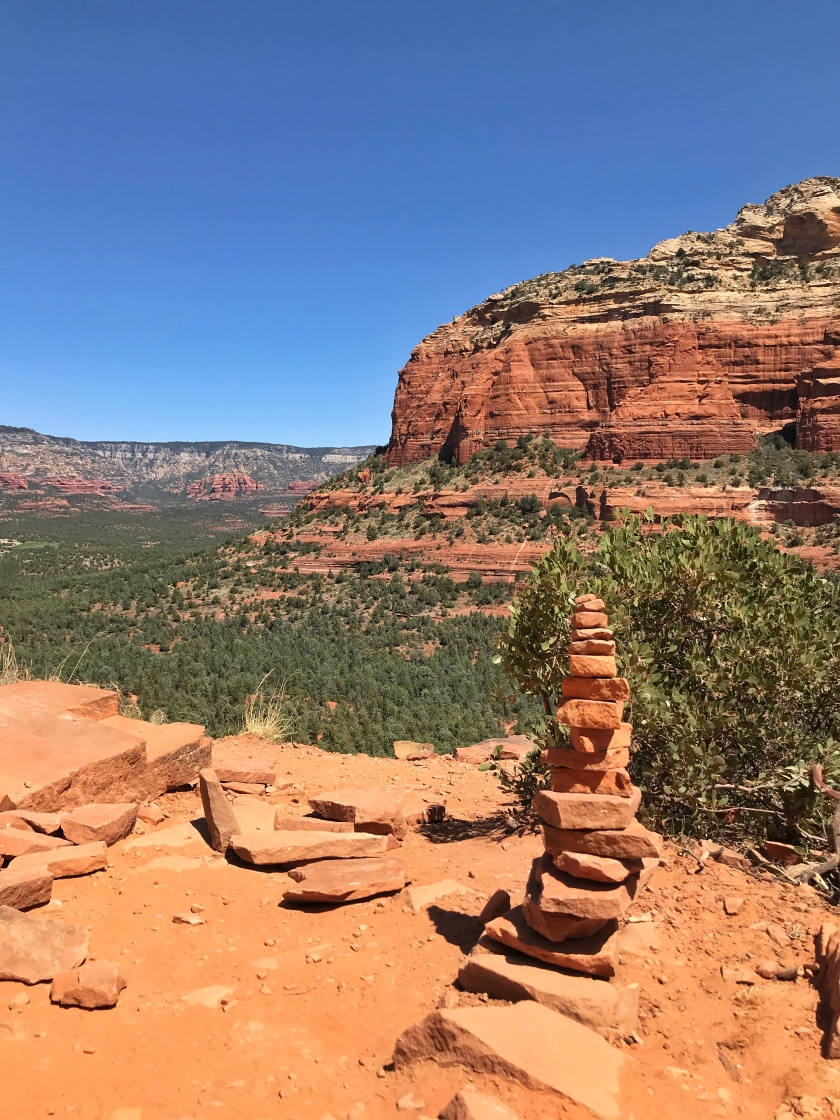Devil's Bridge Hike Sedona Arizona Red Rocks