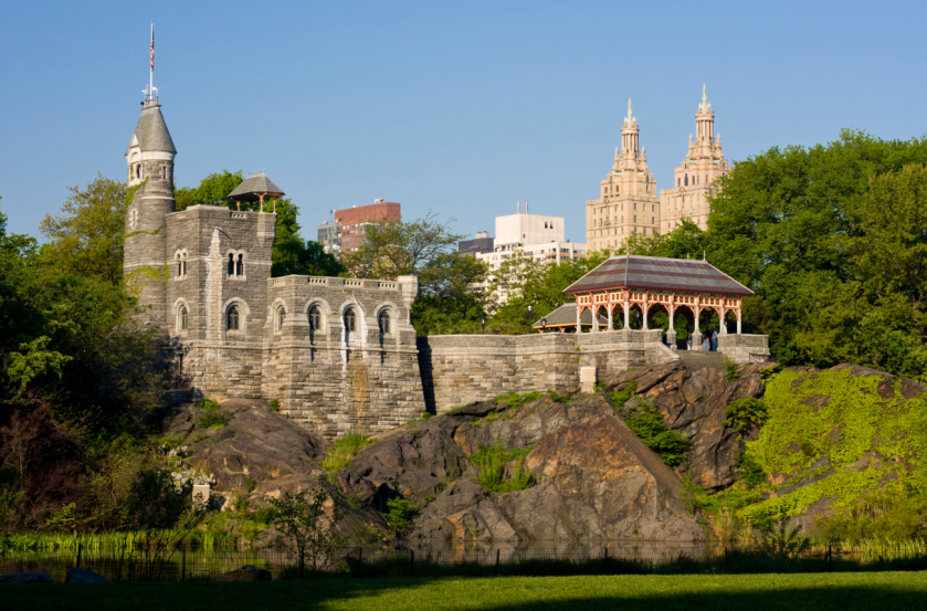 Belvedere Castle Central Park Top Activities in Central Park