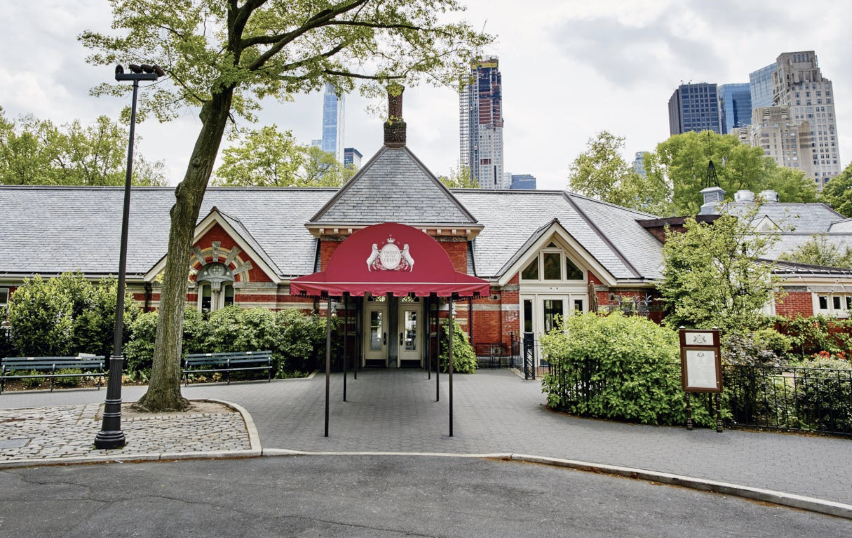 Tavern on the Green Restaurant Central Park Top Activities in Central Park