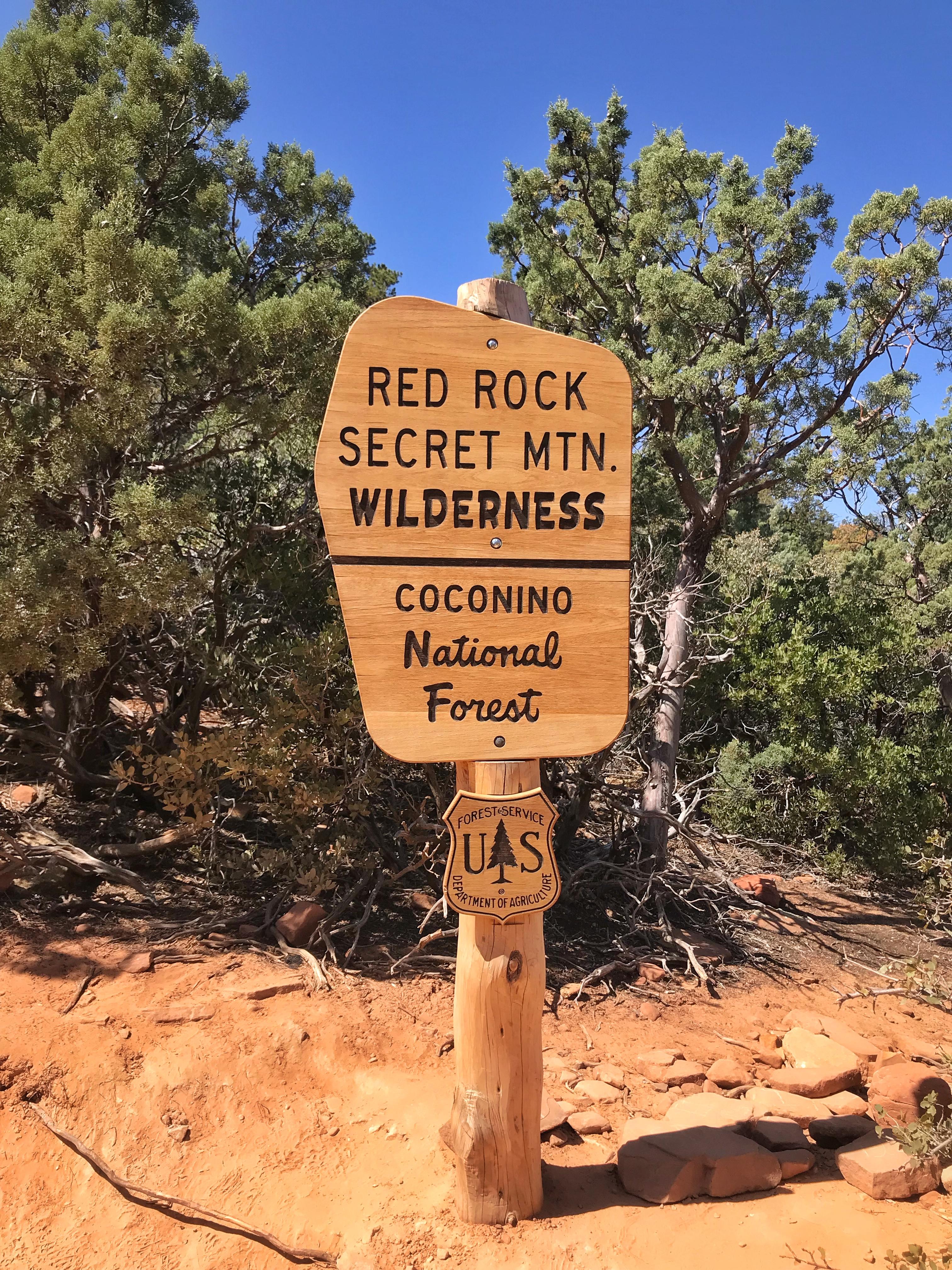 Devil's Bridge Hike Sedona Arizona Coconino National Forest