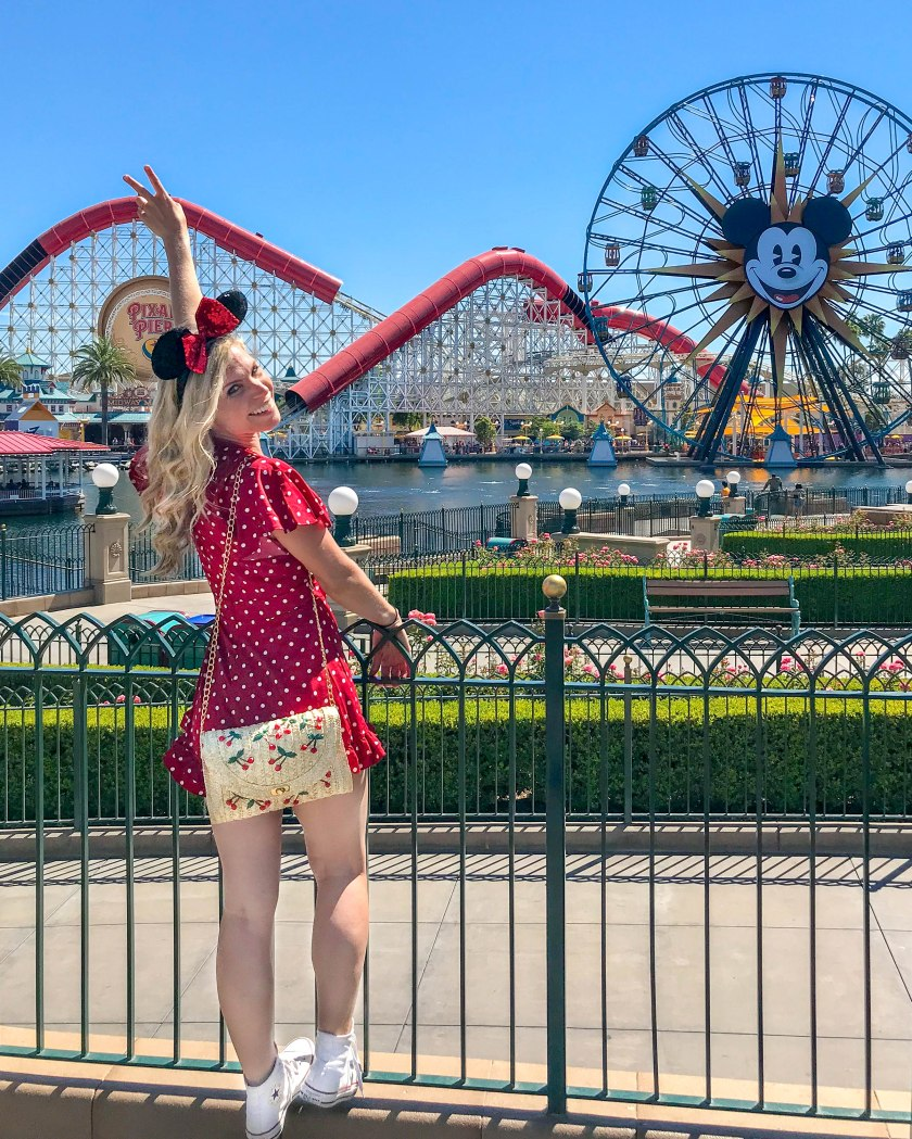 Disneyland California Adventure Travel Guide to Los Angeles California