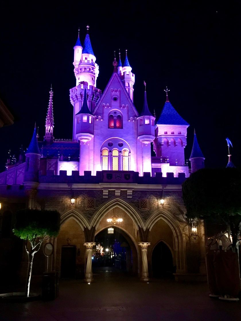 Disneyland Tips to Know Before you go California Adventure Travel Guide to Los Angeles California Sleeping Beauty Castle